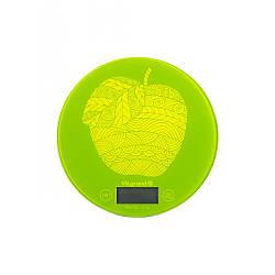 Ваги кухонні електронні ViLgrand VKS-519 Apple максимальна вага 5 кг
