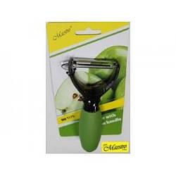 Овощечистка силиконовая ручка 14,5 Maestro MR-1175