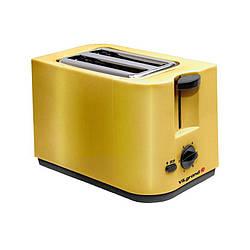 Тостер ViLgrand VT0726T Gold мощность 700 Вт