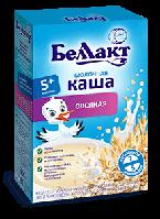 Беллакт каша суха молочна вівсяна 200 гр з 6 міс
