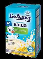 Беллакт каша суха молочна кукурудзяна 200 гр з 6 міс