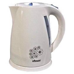 Чайник VIMAR VK-1719 потужність 2200 Вт об'єм 1,7 літра