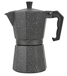 Гейзерна кавоварка 300 мл Rainbow Maestro MR-1666-3G
