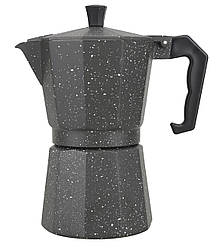 Кофеварка гейзерная 300 мл Rainbow Maestro MR-1666-3G