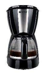 Кофеварка капельная Vitek VT-1503 мощность 900 Вт объем 1,2 л черная