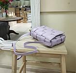 Жіноча сумка італія натуральна шкіра, фото 4