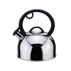 Чайник зі свистком Con Brio CB-404 обсяг 2.5 л