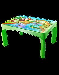 Стіл дитячий Ігровий Senyayla зелений