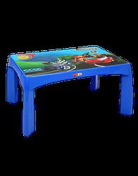 Стіл дитячий Ігровий Senyayla синій