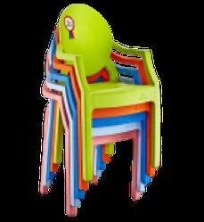 Стілець дитячий із спинкою Afacan 310*330*650мм