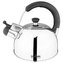 Чайник со свистком Maxmark MK-1307 объем 2.5 л