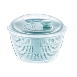 Сушка-мийка (механічна центрифуга) 5 л блакитна
