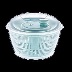 Сушка-мойка (механическая центрифуга) 5 л голубая