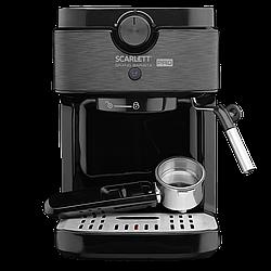 Ріжкова кавоварка еспресо Scarlett SC-CM33015 1500 Вт 1 л