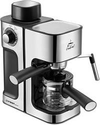 Рожковая кофеварка эспрессо First FA-5475-2 800 Вт 0,24 л