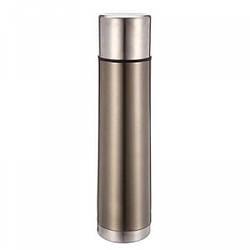 Термос из нержавеющей стали Maestro MR-1638-75 (0.75 л) серый | термочашка Маэстро | термокружка Маестро