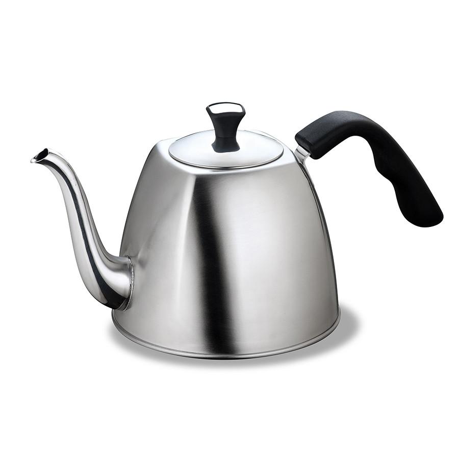 Чайник- заварник нерж.сталь 1.1л Maestro MR-1333-tea