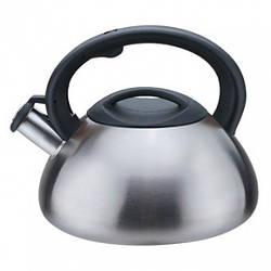 Чайник для плиты Maestro MR-1306 со свистком нержавеющая сталь 3,0 л