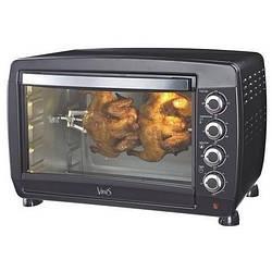 Духовка настільна Vinis VO-4820B об'єм духовки 48арк