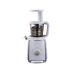 Соковыжималка шнековая Hilton AE 3263 Slow White мощность 150 Вт объем для сока  0,9 л