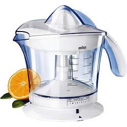 Соковижималка для цитрусових (цитрус-прес) Braun MPZ 9 Citromatic потужність 20 Вт об'єм для соку 1 л
