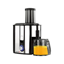 Соковитискач відцентрова ViLgrand VJS11005 потужність 1100 Вт об'єм для соку 1 л