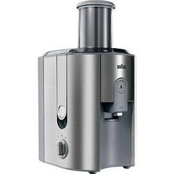 Соковыжималка центробежная Braun Multiquick J700 мощность 1000 Вт объем для сока  1,25 л