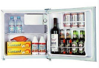 Холодильник барний MIDEA HS-65LN білий