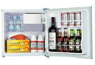 Холодильник барный MIDEA HS-65LN белый