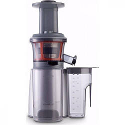 Шнековий соковитискач Kenwood JMP600SI потужність 150 Вт об'єм для соку 1 л