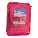 Набор органайзеров для путешествий 6-в-1 Розовый, фото 2