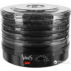 Сушарка Vinis VFD-361B Потужність 360 Вт Об'єм 8,3 л, 5 Секцій