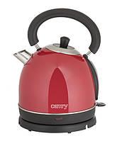 Чайник Camry CR 1240 red 1.8 л, фото 1