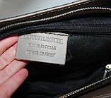 Большая женская сумка натуральная кожа Италия, фото 6