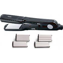 Утюжок для волос Magio MG-679ммощностью 25 Вт с керамическим покрытием