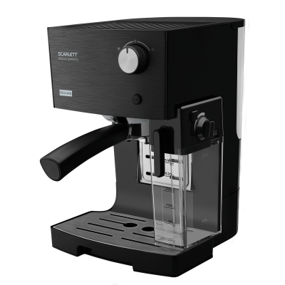 Ріжкова кавоварка еспресо Scarlett SC-CM33016 1350 Вт 1,4 л