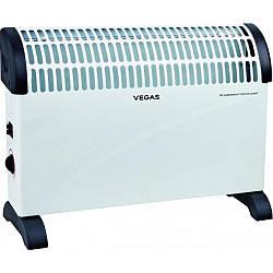 Обогреватель VEGAS VPH-101 мощностью 2000 Вт, на 22 кв.м