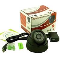Камера видеонаблюдения с записью на карту памяти 349 | Видеокамера для дома