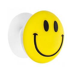 Тримач для телефону PopSocket CC05 Light Smile