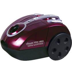 Пылесос с мешком VIMAR VVC-1834R мощность 1800 Вт