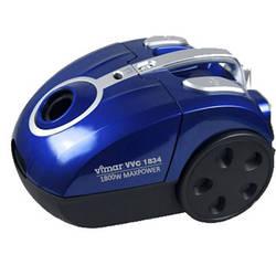 Пилосос з мішком VIMAR VVC-1834B потужність 1800 Вт
