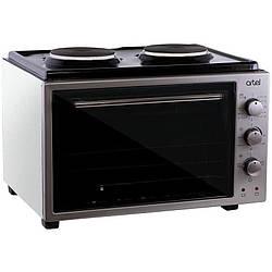 Настольная плита с духовкой Artel MD 3614 White объем духовки 36л