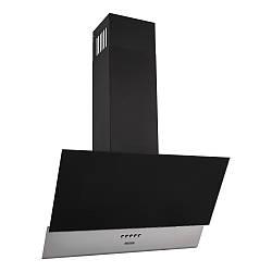 Вытяжка наклонная Eleyus Della 700 60 IS+BL Производительность 700 куб. м/час уровень шума 48 дБ