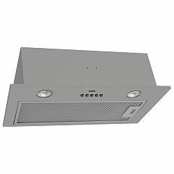Вытяжка встраиваемая Eleyus INTO 960 52 GR Производительность 960 куб. м/час уровень шума 36 дБ
