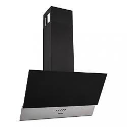 Вытяжка наклонная Eleyus Della 700 50 IS+BL Производительность 700 куб. м/час уровень шума 50 дБ