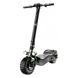 Електросамокат Cecotec Bongo Z Off Road Dark Green CCTC-07053 (8435484070539)
