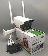 Камера видеонаблюдения CF32-23DT200-HK (926) с креплением и адаптером (WIFI) (2 антенны) | IP видеокамера