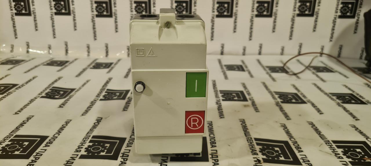 Блок захисту ПГЗ-1.12-Р електродвигуна від перевантаження, комплект підключення 5,5 кВт реле, пускач 3ф