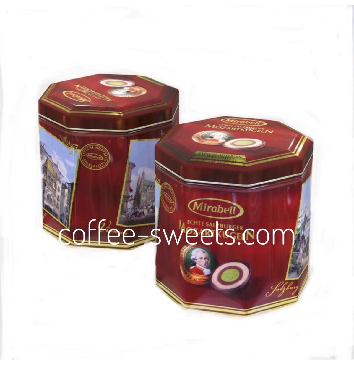 Конфеты шоколадные Mozart Kugeln Mirabell 500g