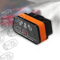 Диагностический сканер (адаптер) vgate iCar2 Wi-Fi (ELM327 mini)